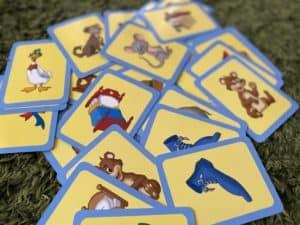 レッツプレイのカード